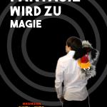 Erwachsenenplakat: Fantasie wird zu Magie | Maximilian Stenzel - Zauberkünstler
